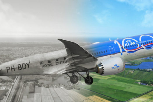KLM AIRLINES TO CELEBRATE ITS CENTENARY IN OCTOBER