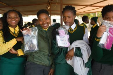 FORD DONATE R1MILLION TO SUPPORT CAUSE FOR 67K WOMEN