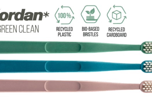 JORDAN LAUNCHES LEADING SUSTAINABLE TOOTHBRUSH