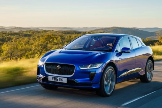 JAGUAR LAND ROVER TRIAL NEW RECYCLING PROCESS TO MAKE CHANGE
