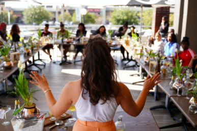NEWS CAFE & DIAGEO PARTNER WITH FEMALE SA MIXOLOGISTS