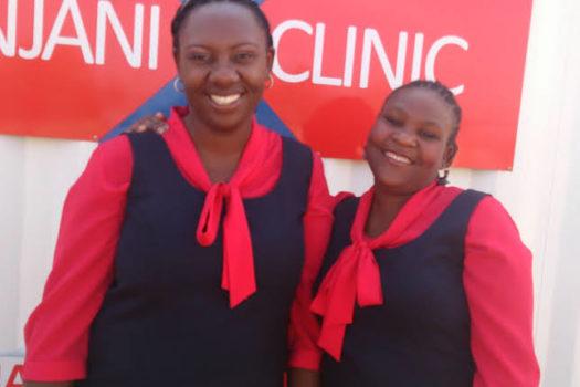 UNJANI CLINIC's IN KWA-ZULU NATAL CELEBRATE A MILESTONE