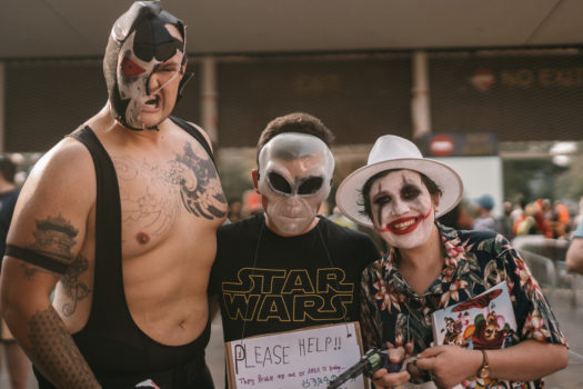 OVER 70 000 FANS SHOW UP FOR COMIC CON AFRICA 2019