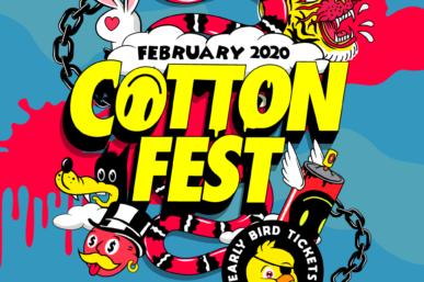 RIKY RICK LAUNCHES COTTON FESTIVAL 2020 ARTWORK & VENUE AND DATE