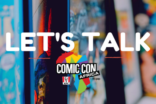 UPCOMING COMIC CON PARTNER WITH KFC & JAGUAR LANDROVER