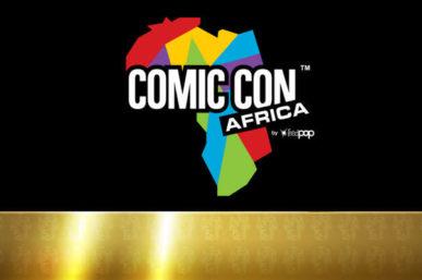 THE LOWDOWN ON COMIC CON AFRICA 2019