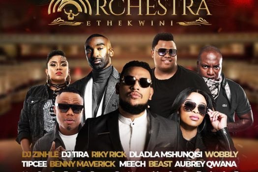 AKA'S ORCHESTRA IN ETHEKWINI ANNOUNCES LINE UP