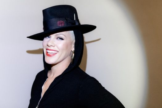 POP ICON P!NK TO RECEIVE PEOPLE'S CHAMPION AWARD