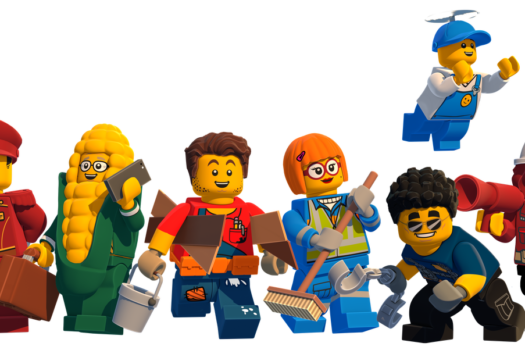 LEGO® CITY ADVENTURES PREMIERS ON NICKELODEON