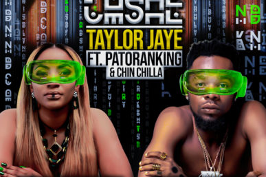 TAYLOR JAYE AFRICAN QUEEN OF AFRO BEATS IS BACK