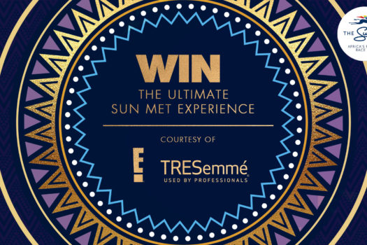 WIN THEE ULTIMATE SUN MET EXPERIENCE WITH DStv & TRESEMME