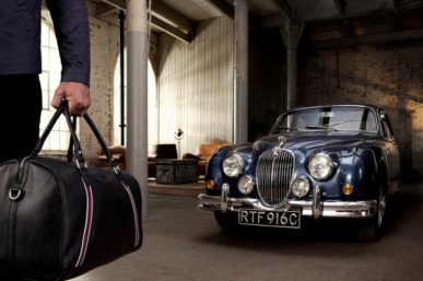 NEW JAG LIFESTYLE COLLECTION INSPIRED BY CLASSIC MARK 2 SEDAN