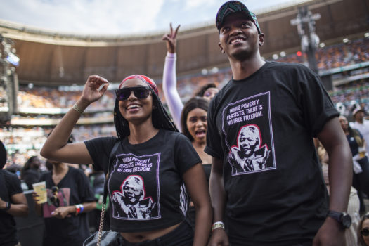 WHAT HAS HAPPENED SINCE GLOBAL CITIZEN LAST YEAR