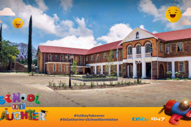 DStv AND 947 TO TAKE OVER ST CATHERINES PRIMARY SCHOOL