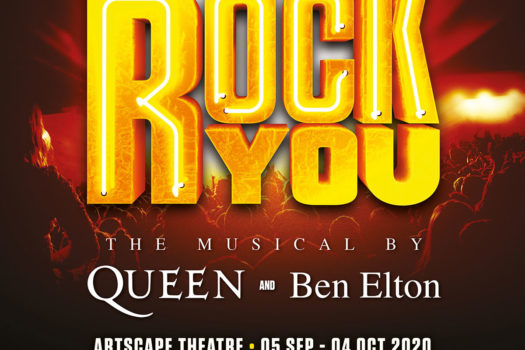 A NEWLY IMAGINED WE WILL ROCK YOU PRODUCTION BEGINS