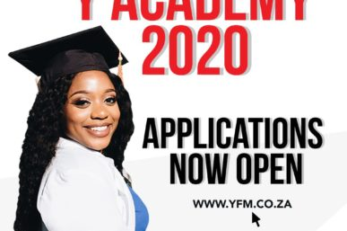 YFM ANNOUNCE THAT THE Y ACADEMY IS BACK