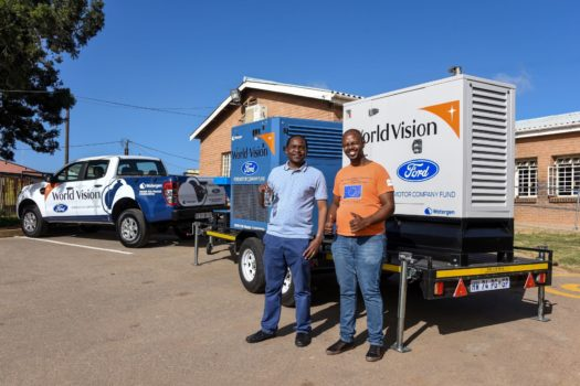 INNOVATIVE FORD PROJECT WINS STARS OF AFRICA AWARD