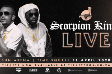 SCORPION KINGS LIVE CONCERT TO BE POSTPONED