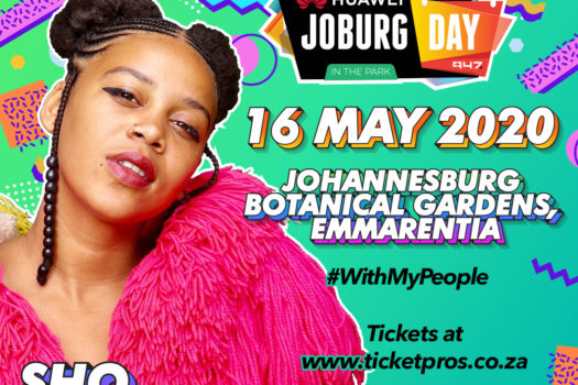 947 BRINGS THE HEAT WITH JOBURG DAY INSANE LINEUP