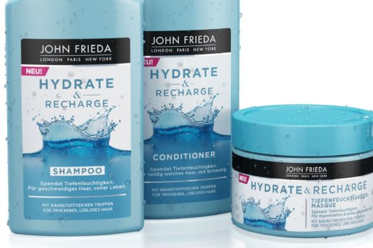 GIVE YOUR HAIR A FRESH START WITH JOHN FRIEDA NEW COLLECTION