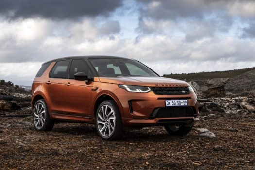 THE NEW VERSATILE LANDROVER DISCOVERY SPORT IS HERE