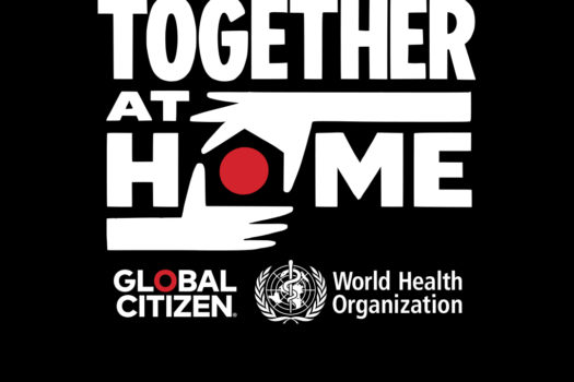 WHO & GLOBAL CITIZEN PARTNER WITH HOST OF STARS FOR ONE LOVE