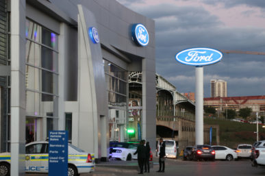 FORD SA REOPENS FOR BUSINESS THIS WEEK UNDER STRICT CONDITIONS