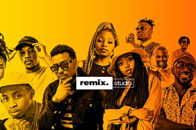 EXCITING NEW MUSIC SHOW 'REMIX.STUDIO' SET TO SHAKE THINGS UP