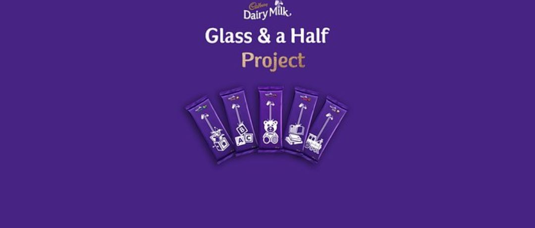 JOIN CADBURY GIVE BACK TO ORPHANED & VULNERABLE CHILDREN