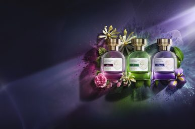 AVON PARTNERS WITH RENOWNED FRENCH PERFUMERS FOR NEW LINE