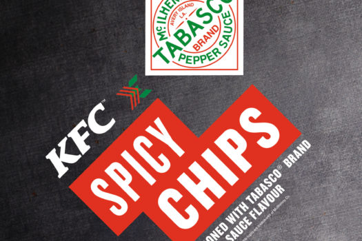 KFC TURNING UP THE HEAT WITH A SIDE OF SPICE THIS WINTER