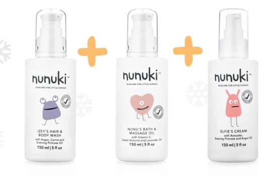 SA'S HIDDEN SKINCARE GEM NUNUKI® BRING FUN & SCIENCE TO LIL HUMANS
