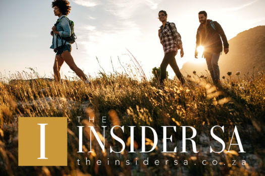 NEW SERIES 'THE INSIDER' SHARING STORIES OF INCREDIBLE SOUTH AFRICANS