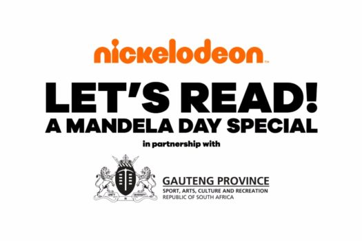 NICKELODEON ENCOURAGES LITERACY FOR KIDS ON MANDELA DAY
