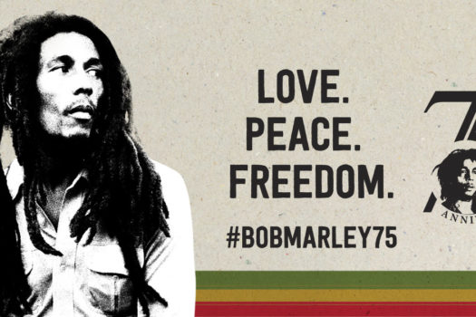 NEW OFFICIAL BOB MARLEY MUSIC VIDEO PREMIERES TODAY
