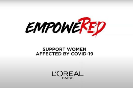 L'OREAL PARIS AND POWA JOIN FORCES TO HELP VULNERABLE WOMEN