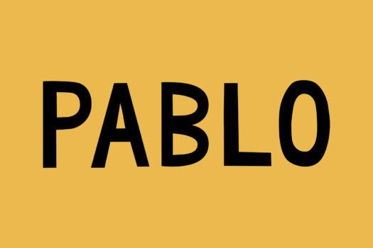 THE SENSATIONABLE PABLO SANDTON HAS RISEN AGAIN
