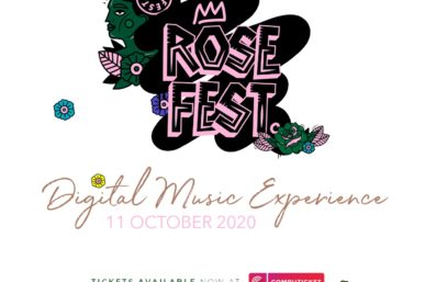 SHEKHINAH'S ROSEFEST IS BACK WITH AN ALL-WOMAN LINE UP