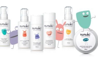 KEEPING YOUR LITTLE ONE'S SKIN HAPPY THIS SPRING