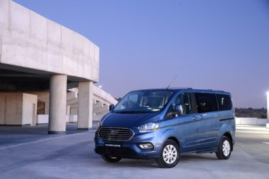 MAKING THE MOST OF LEVEL 1 WITH THE FORD TOURNEO CUSTOM