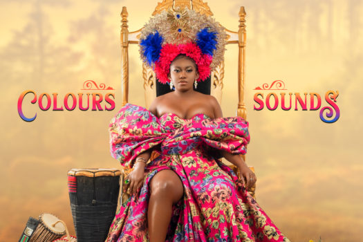 NINIOLA TAKES AFRO-HOUSE WORLDWIDE WITH  COLOURS & SOUNDS
