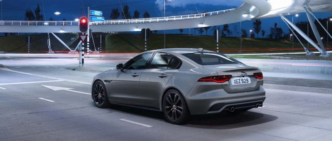 JAGUAR XE UPDATED WITH FRESH DESIGN & NEW TECH