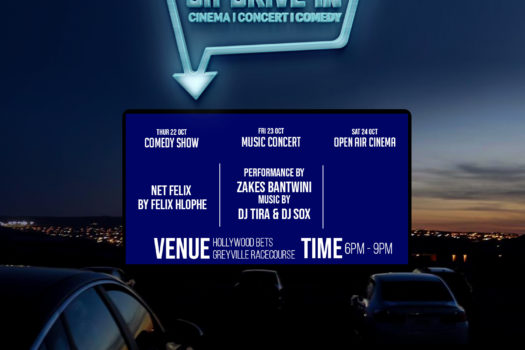 DURBAN KICKS OFF SUMMER WITH 1ST 'SA DRIVE-IN CONCERT'