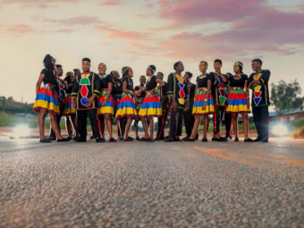 NDLOVU YOUTH CHOIR STAGE 'WE WILL RISE' LIVE CONCERTS