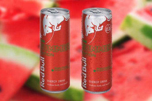RED BULL® LAUNCHES WATERMELON SUMMER EDITION WATERMELON