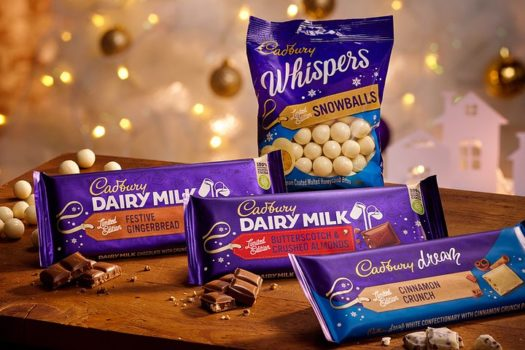 TIS THE SEASON FOR GIVING BACK WITH CADBURY