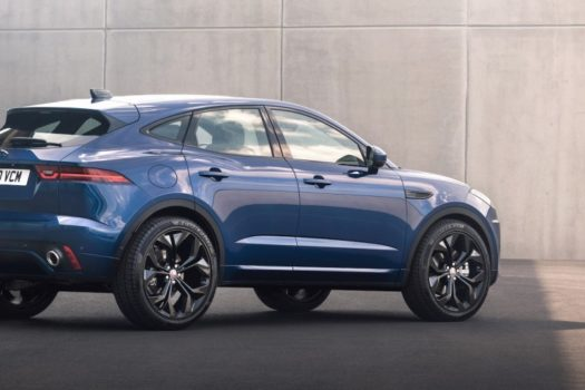 NEW JAG E-PACE: DYNAMIC, ELECTRIFIED & CONNECTED