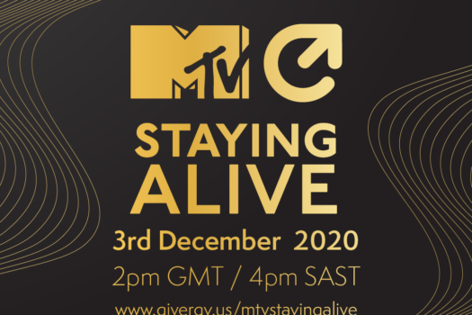MASTER KG & NOMCEBO TO PERFORM AT MTV STAYING ALIVE BENEFIT