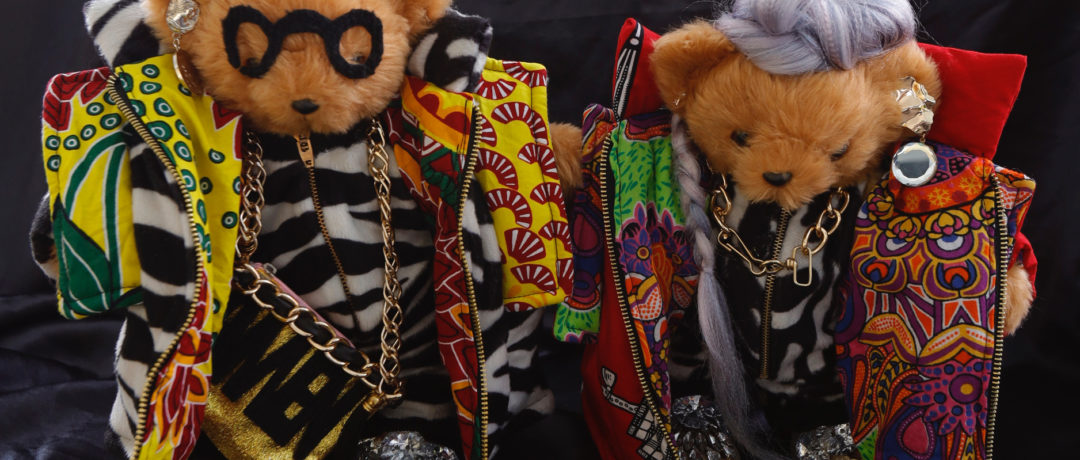 TOP SA DESIGNERS SUPPORT FIRST BRAVE HEART BEARS INITIATIVE