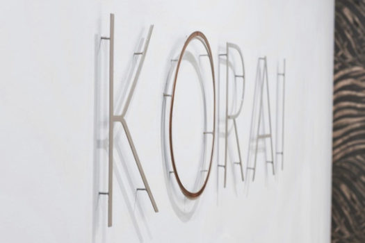 HANGING OUT AT KORAI, SANDTON'S NEW 'IT' BEAUTY HANGOUT